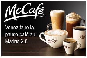 Venez faire la pause-café au Madrid 2.0